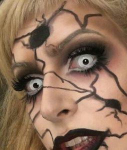 Lentillas cosméticas Halloween