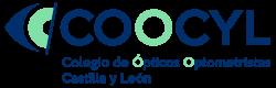 Colegio de Ópticos-Optometristas de Castilla y León Logo